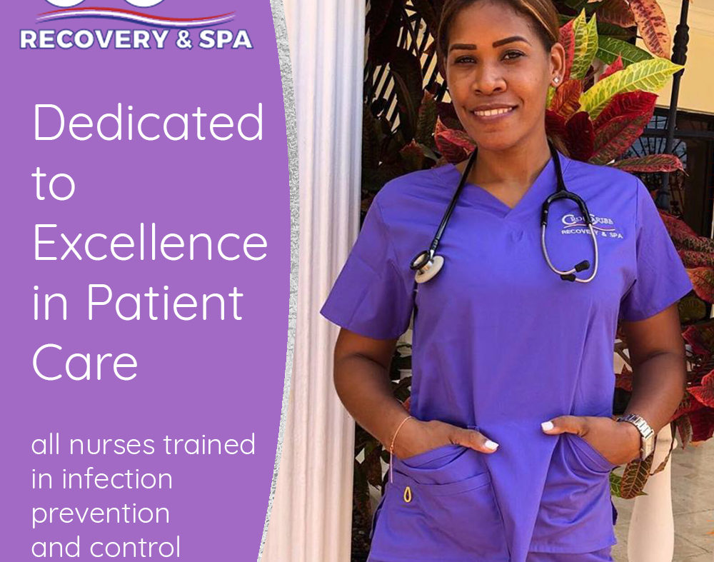 Wound Care-Priority at CroCaribe Recovery & Spa-Premier Recovery House In Dominican Republic