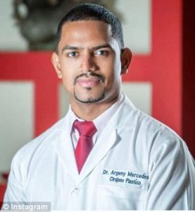 Dr. Argeny Mercedes